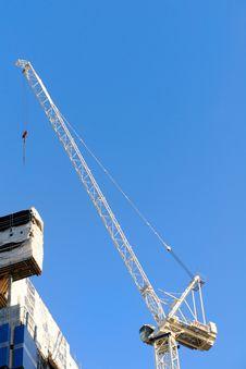 Free Construction Crane Stock Photo - 10172810