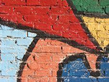 Free Graffitti Wall Royalty Free Stock Images - 10173409
