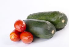 Fresh Tasty Vegetables Still-life. Stock Image
