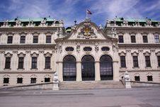 Free Palace Belvedere Stock Photos - 10174493