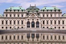 Free Palace Belvedere Stock Photography - 10174512