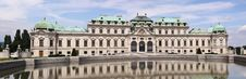 Free Palace Belvedere Stock Photo - 10174540