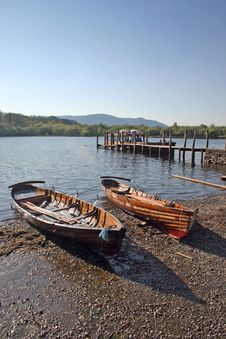 Free Peakdistrict Lake Royalty Free Stock Image - 10175546