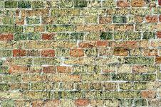 Free Brick Wall Stock Images - 10176074