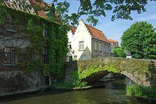 Free Brugge Royalty Free Stock Image - 10176106