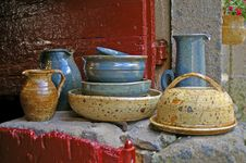 Free Ceramic Tableware Stock Images - 10176124