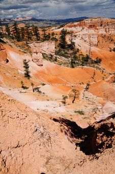 Free Bryce Canyon Royalty Free Stock Photos - 10176178