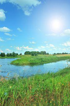 Free Lake Royalty Free Stock Image - 10177926