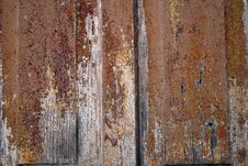 Free Wooden Weathering Texture Stock Photography - 10178152