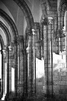 Free Church Columns Royalty Free Stock Image - 10178326