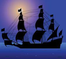 Free Sailboat Royalty Free Stock Photo - 10178585