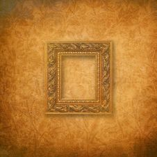 Free Vintage Copper Frame Royalty Free Stock Photography - 10178897