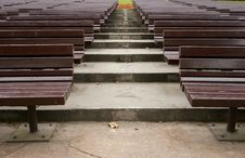 Free Wooden Benches Stock Photography - 10178932