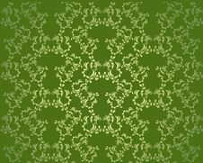 Free Decorative Seamless Floral Ornament Royalty Free Stock Images - 10178959