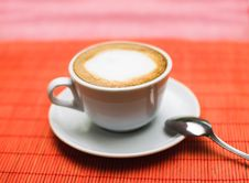 Free Cup Of Coffee Royalty Free Stock Images - 10179859