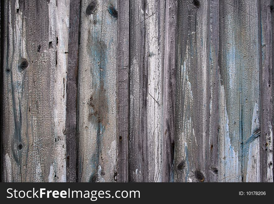 Wooden weathering texture