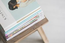 Free Stack Of Magazines Stock Images - 101700034