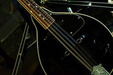 Free Guitar Strings Stock Images - 101701244