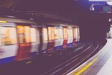 Free Blur, Motion, Speed, Station Stock Photos - 101745453