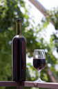 Free Wine At Table Royalty Free Stock Images - 10182729