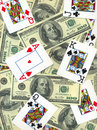 Free Money And Cards Royalty Free Stock Photo - 10182745