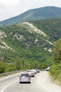 Free Mountain Serpentine Road Royalty Free Stock Image - 10185226