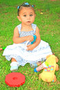 Free Little Girl Royalty Free Stock Photography - 10187597