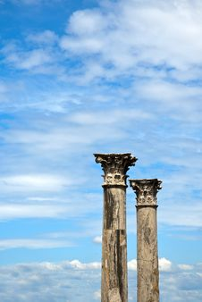 Free Columns Stock Images - 10180134