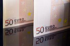 Free Euro Banknotes Stock Photo - 10180360