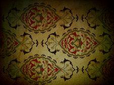 Free Traditional Ottoman Turkish Seamless Tile Design Royalty Free Stock Photos - 10180548