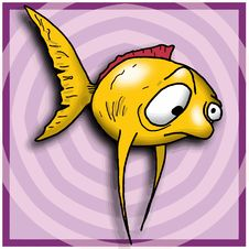 Horoscope Fishes Royalty Free Stock Images