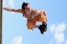 Free Young Break-dancer Stock Photos - 10182553