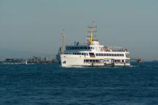 Free Ferryboat On Bosphorus Royalty Free Stock Images - 10182699