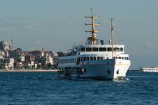 Free Ferryboat On Bosphorus Stock Photography - 10182722