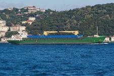Free Cargo Ship Stock Photography - 10182852