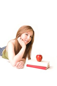 Free Beautiful Student Stock Images - 10183184