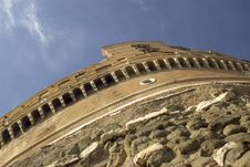 Free Saint Angelo Castle Wall Royalty Free Stock Photo - 10183785