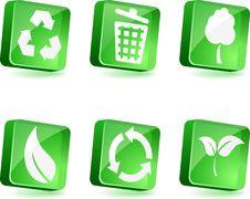 Free Ecology Icons. Stock Photo - 10184300