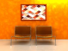 Free Corridor Interior Stock Image - 10184331