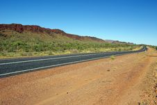 Free Road In Australia Stock Photo - 10184500