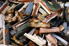 Free Firewood Stock Images - 10186964