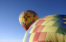 Free Hot Air Balloon Royalty Free Stock Photos - 10187608