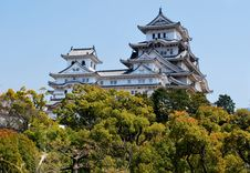 Free The Most Beautiful Japanese Castle Royalty Free Stock Photo - 10188065