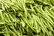 Free String Beans Royalty Free Stock Images - 10188499