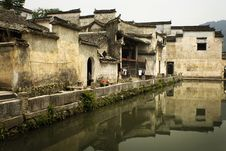 Free Hongcun Vllage In South China Royalty Free Stock Photos - 10188628