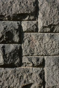 Free Stone Blocks Royalty Free Stock Photo - 10190315