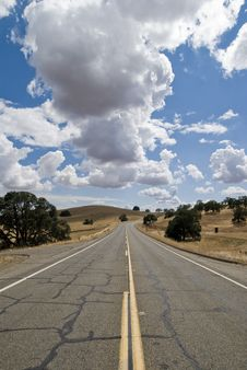 Free Countryside Highway Stock Photo - 10190910