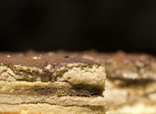 Free Tirami Su - Cake, Close Up Royalty Free Stock Photography - 10191457
