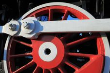 Free Train Wheel Stock Photo - 10192240