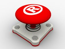 Free Red Start Button Stock Photos - 10192543